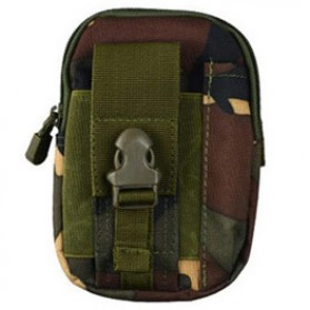 Deanfun Tas Pinggang Tactical Camouflage - ZSXD001 - Camouflage - 1