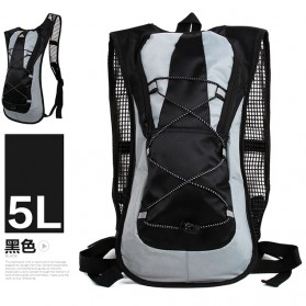 Hotspeed Tas Gunung Hiking Waterproof - 190T - Black
