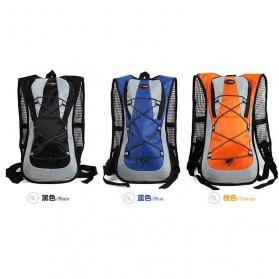 Hotspeed Tas Gunung Hiking Waterproof - 190T - Black - 10