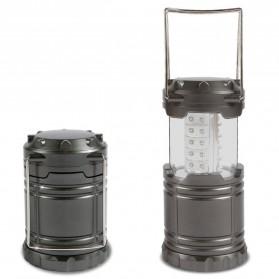 Lampu Lentera Camping Lantern 30 LED Water Resistant - GY18 - Black - 3