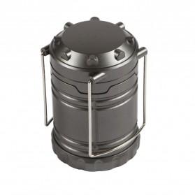 Lampu Lentera Camping Lantern 30 LED Water Resistant - GY18 - Black - 5