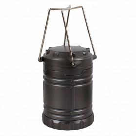 Lampu Lentera Camping Lantern 30 LED Water Resistant - GY18 - Black - 9