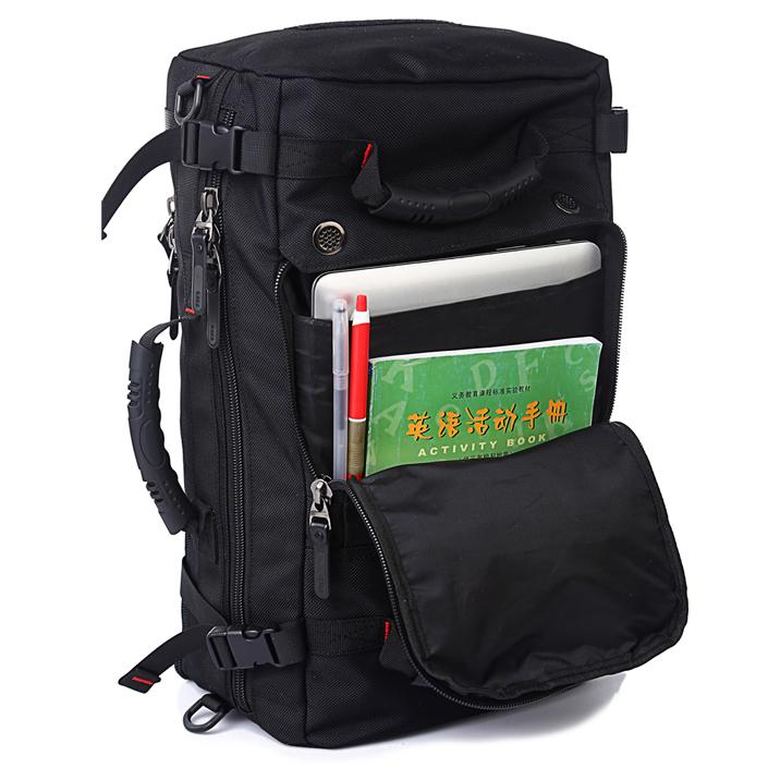 Feierte Tas Ransel Travel Backpack Waterproof 40l B1087mh Black Jakartanotebook Com