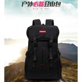 REEDARK Tas Gunung Outdoor Waterproof - NH15Y001-Z - Black - 2