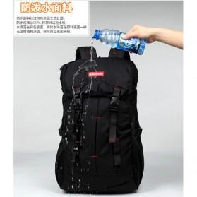 REEDARK Tas Gunung Outdoor Waterproof - NH15Y001-Z - Black - 3