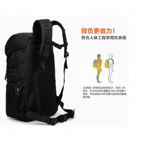 REEDARK Tas Gunung Outdoor Waterproof - NH15Y001-Z - Black - 4