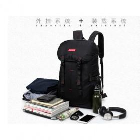 REEDARK Tas Gunung Outdoor Waterproof - NH15Y001-Z - Black - 5