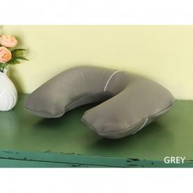 Bantal Leher Inflatable - Gray - 2