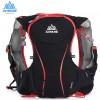 Tas Barang Sepeda - Aonijie Tas Olahraga 5L dengan Hydration Slot 1.5L Size S/M - Black