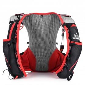 Aonijie Tas Olahraga 5L dengan Hydration Slot 1.5L Size S/M - Black - 3