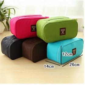 Tas Travel Bag in Bag Organizer Multifungsi - Rose - 5
