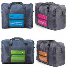 Tas Travel Lipat Gantungan Koper Waterproof 32L - SW1014 - Blue - 3