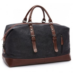 Tas Duffel Bag - Black