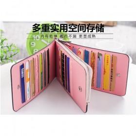 Dompet Kartu Model Panjang - Pink - 6