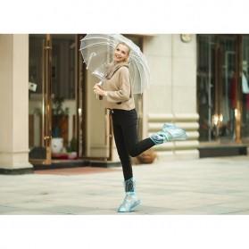 Safebet Cover Hujan Sepatu Size M 37-39 - YXT01 - Transparent - 3