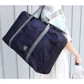 Gnea Tas Travel Model Lipat Mind Blows - Dark Blue