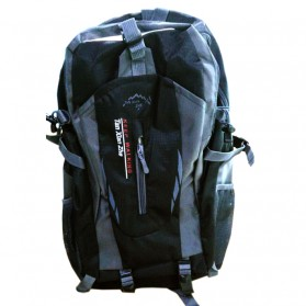 Tas Travel Backpack - Black