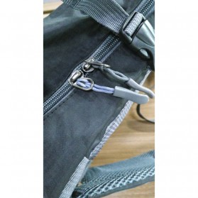 Tas Travel Backpack - Black - 3