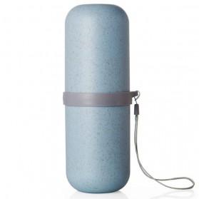 USAR Kotak Portable Sikat Gigi - Blue