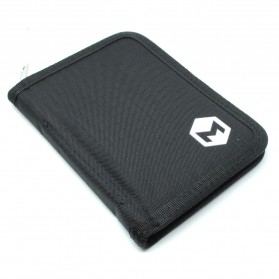 Megon Dompet Passport RFID Blocking - Black