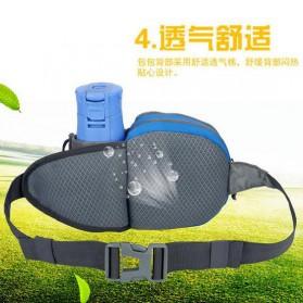Noblelion Tas Pinggang Clever Bees Waterproof - Black - 3