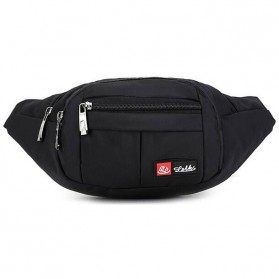 LSKK Tas Pinggang Travel Waistbag - 311 - Black