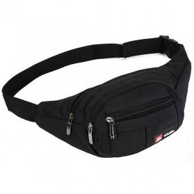 LSKK Tas Pinggang Travel Waistbag - 311 - Black - 2