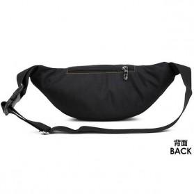 LSKK Tas Pinggang Travel Waistbag - 311 - Black - 7