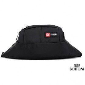 LSKK Tas Pinggang Travel Waistbag - 311 - Black - 8