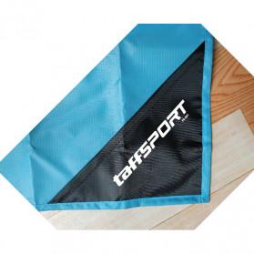 TaffSPORT Karpet Camping Lipat Waterproof 140 x 152cm - FS-007 - Blue - 8