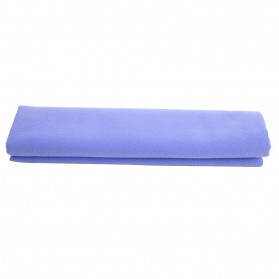 Handuk Microfiber Quick Dry 80 x 35 cm - GDE2D - Dark Blue