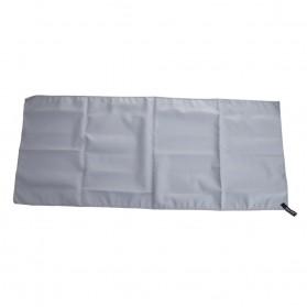 Handuk Microfiber Quick Dry 80 x 35 cm - GDE2D - Dark Blue - 2