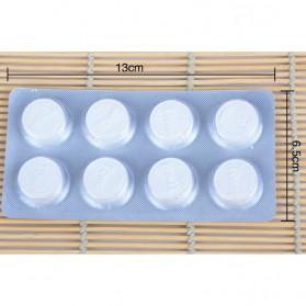 Handuk Mini Travel Disposable 8 PCS - VB0814 - White - 2