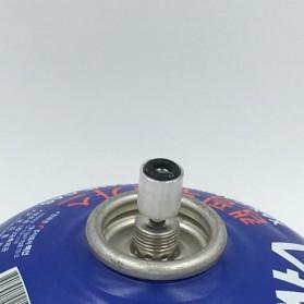 Adapter Refill Tabung Gas Butane - TL-SA001B - Silver - 4