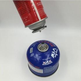 Adapter Refill Tabung Gas Butane - TL-SA001B - Silver - 5