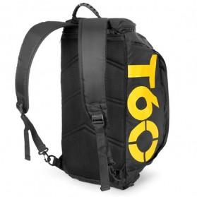 Tas Ransel dan Duffel Gym Bag - T60 - Black - 5