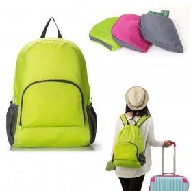 Happy Travel Tas Ransel Lipat Travel Backpack - Green