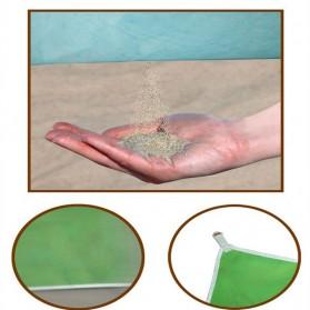 Sandbeach Mat Tikar Pantai Lipat - LSD - Blue - 4