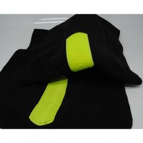 TaffSPORT Bantal Selimut Leher Travel Pillow Unisex - NF302 - Black - 4
