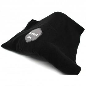 TaffSPORT Bantal Selimut Leher Travel Pillow Unisex - NF302 - Gray - 2