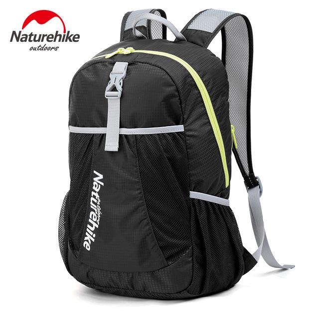 ... NatureHike Tas Ransel Backpack Lipat Sporty 22L - Black - 1 ... 326daae013