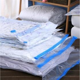TintonLife Plastik Vacuum Baju Laundry Size 80x60cm - YK-1000 - Transparent - 2