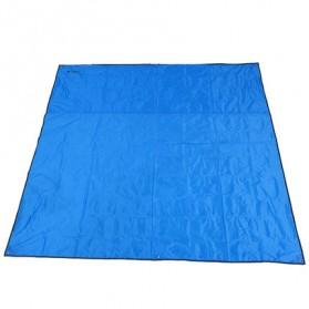 Aotu Tikar Matras Camping Portabel 215 X 215cm - AT6210 - Blue