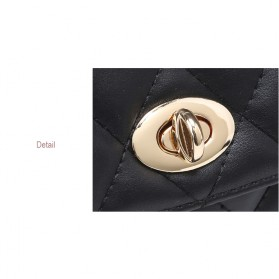 Tas Pinggang Wanita Luxury Waist Bag - 1534 - Blue - 8