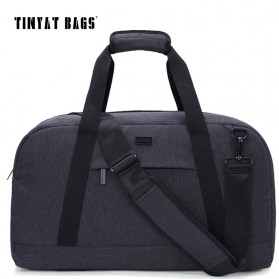 TINYAT Tas Duffel Bag - T307 - Black