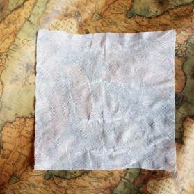 TEXTILEALL Handuk Mini Travel Disposable Towel 50 PCS - 42736 - White - 4