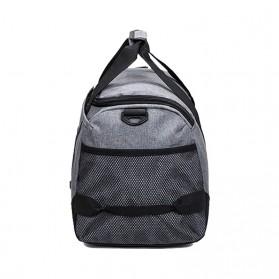 JILIPING Tas Travel Gym Duffle Bag Portable - JXY1293 - Black - 2