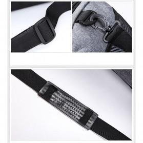 JILIPING Tas Travel Gym Duffle Bag Portable - JXY1293 - Black - 7