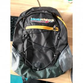 JakartaNotebook Tas Gunung Lipat Waterproof 17L - Black - 3