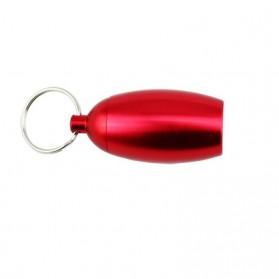 Botol Obat Pill Travel EDC Alumunium Waterproof - BW2503428 - Black - 3